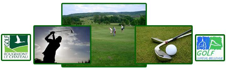Le Creux golf Luxeuil Vosges