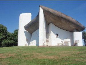 Le Creux chapelle Le Corbusier Vogezen