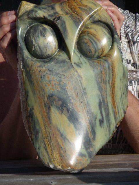 Le Creux gites workshop beeldhouwen Vogezen