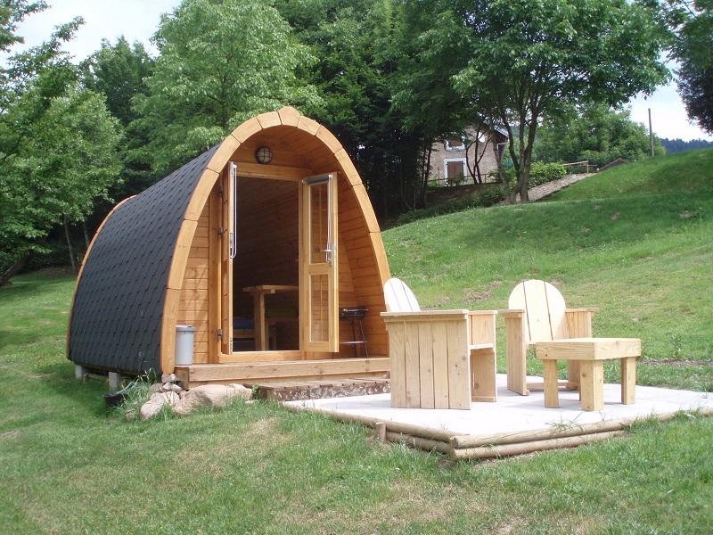 Camping Pod Le Creux