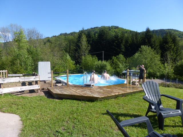 zwembad Le Creux