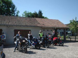 motorrijden Le Creux Vogezen
